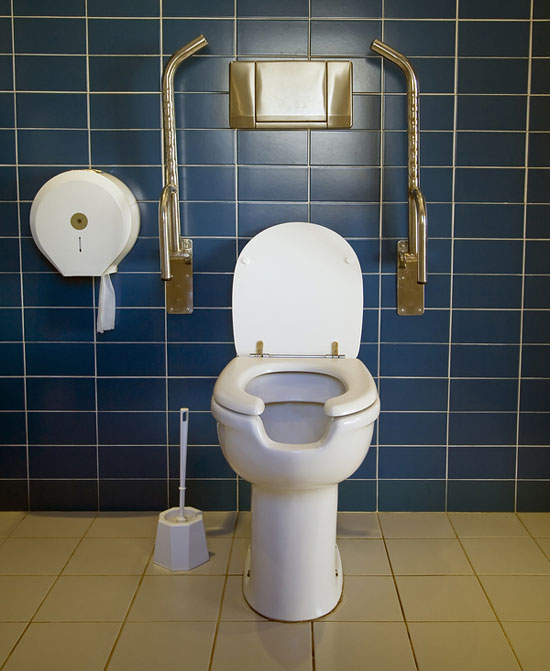 wc-barrierefrei